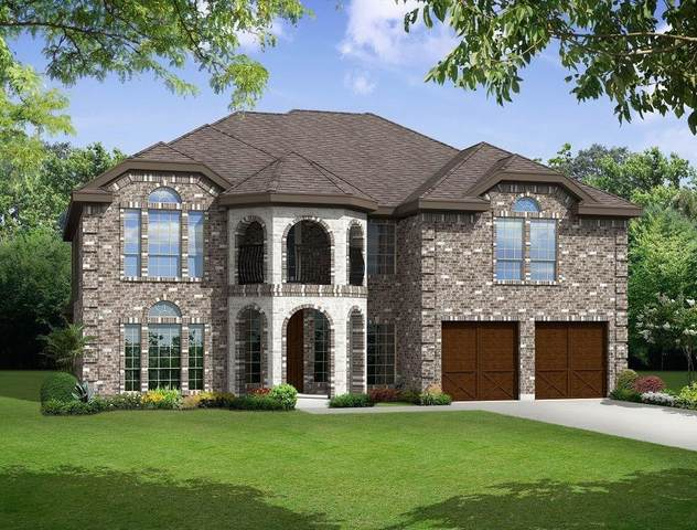 1417 Baynes Drive, Mckinney, TX 75071 (MLS #14451002) :: The Daniel Team