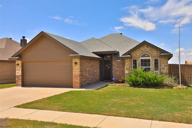 4802 Big Bend Trail, Abilene, TX 79602 (MLS #14451014) :: The Mauelshagen Group