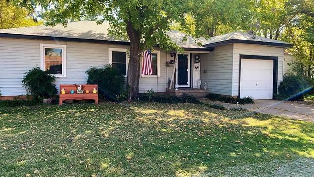 3281 S 13th Street, Abilene, TX 79605 (MLS #14451148) :: The Mauelshagen Group