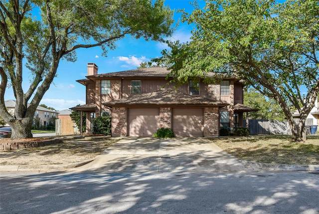 4501 Trysail Drive, Fort Worth, TX 76135 (MLS #14451268) :: The Mitchell Group