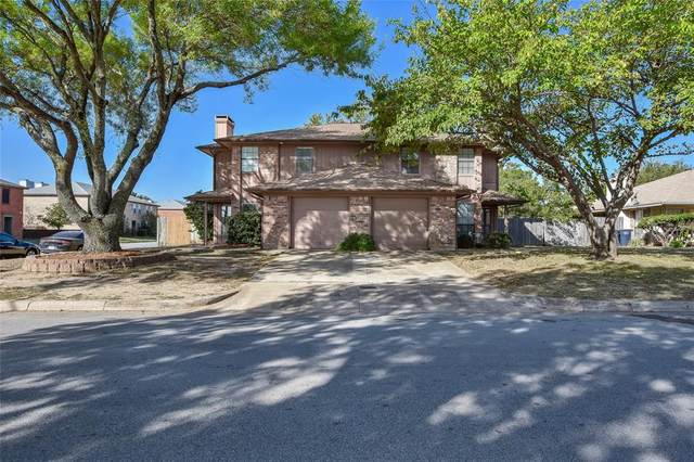 4505 Trysail Drive, Fort Worth, TX 76135 (MLS #14451269) :: The Mitchell Group