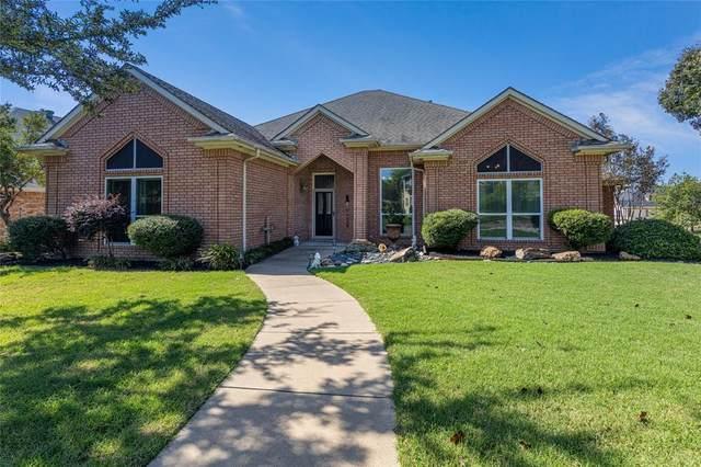 1107 Shoreview Drive, Ennis, TX 75119 (MLS #14451279) :: The Mauelshagen Group