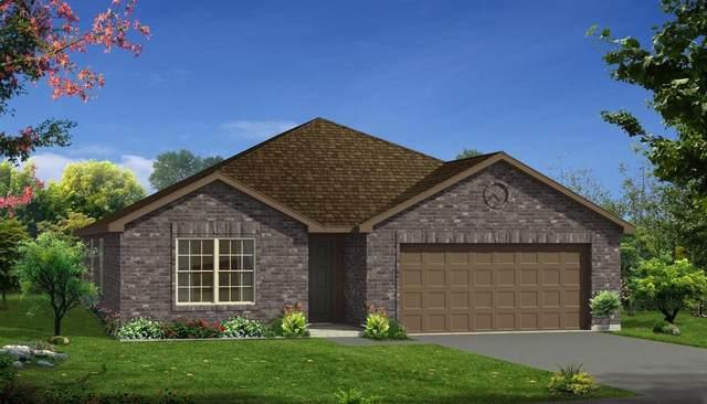 1021 Waverly Drive, Van Alstyne, TX 75495 (MLS #14451310) :: Real Estate By Design