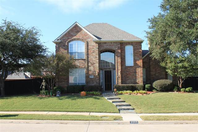 3005 Copper Ridge Drive, Plano, TX 75093 (MLS #14451313) :: The Kimberly Davis Group
