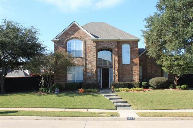3005 Copper Ridge Drive, Plano, TX 75093 (MLS #14451313) :: Post Oak Realty