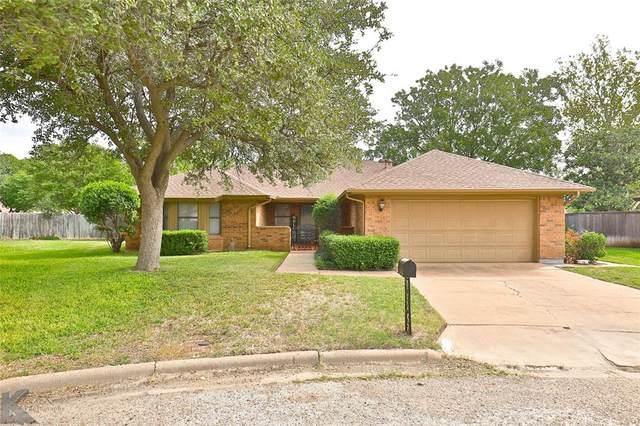4609 Pin Oak Court, Abilene, TX 79606 (MLS #14451418) :: The Mauelshagen Group