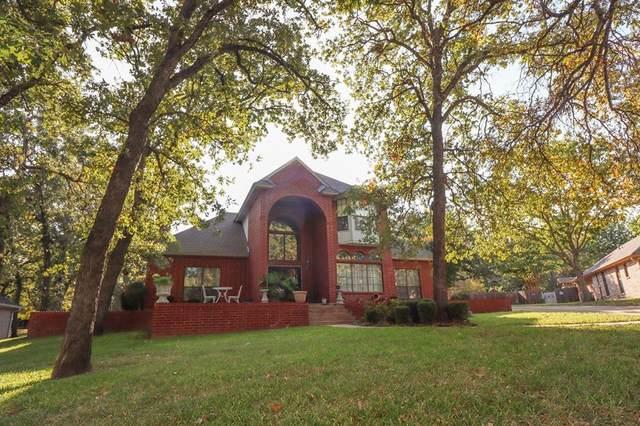 1524 Westcreek Drive, Azle, TX 76020 (MLS #14451491) :: Trinity Premier Properties