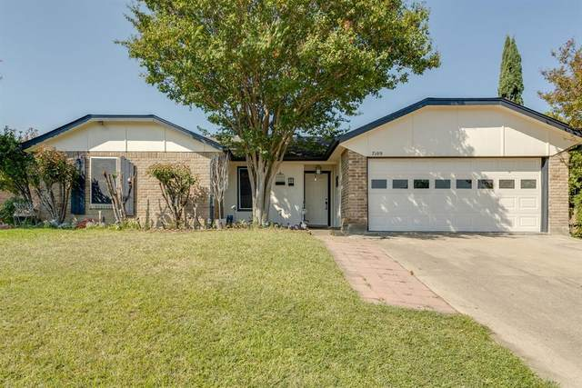 7109 Hanging Cliff Place, North Richland Hills, TX 76182 (MLS #14451499) :: Front Real Estate Co.