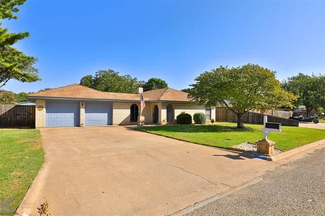 2850 Arlington Avenue, Abilene, TX 79606 (MLS #14451527) :: The Mauelshagen Group
