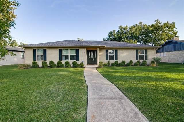 425 Summit Drive, Richardson, TX 75081 (MLS #14451543) :: Real Estate By Design