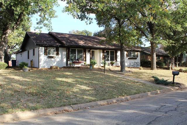 3112 Frances Drive, Denison, TX 75020 (MLS #14451555) :: All Cities USA Realty