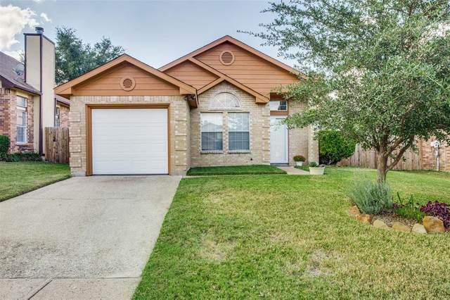 8404 Ohara Lane, Fort Worth, TX 76123 (MLS #14451566) :: The Mauelshagen Group