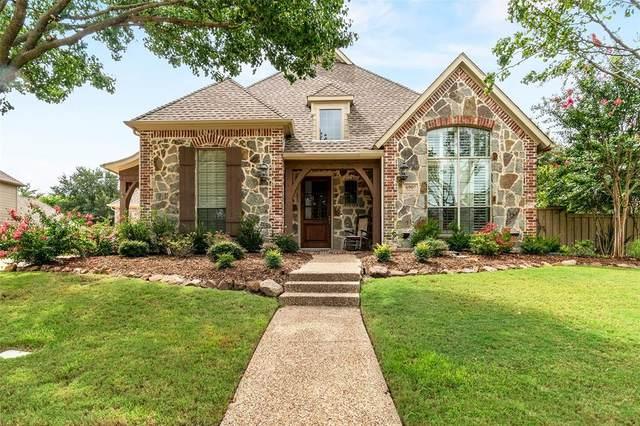 6905 Cross Creek Lane, Mckinney, TX 75072 (MLS #14451606) :: Team Hodnett