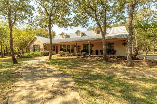 103 Quail Hollow, Sunset, TX 76270 (MLS #14451624) :: Trinity Premier Properties
