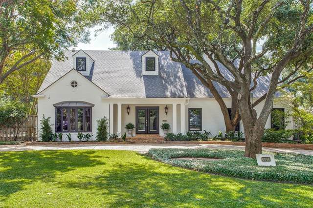 6048 Meadow Road, Dallas, TX 75230 (MLS #14451639) :: Real Estate By Design