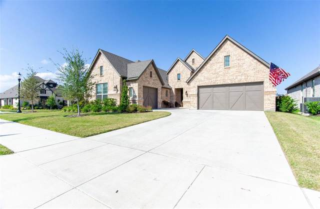 9813 Boulder Ridge Bend, Oak Point, TX 75068 (MLS #14451677) :: The Mauelshagen Group