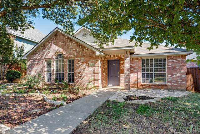 7116 Indiana Avenue, Fort Worth, TX 76137 (MLS #14451682) :: The Mauelshagen Group