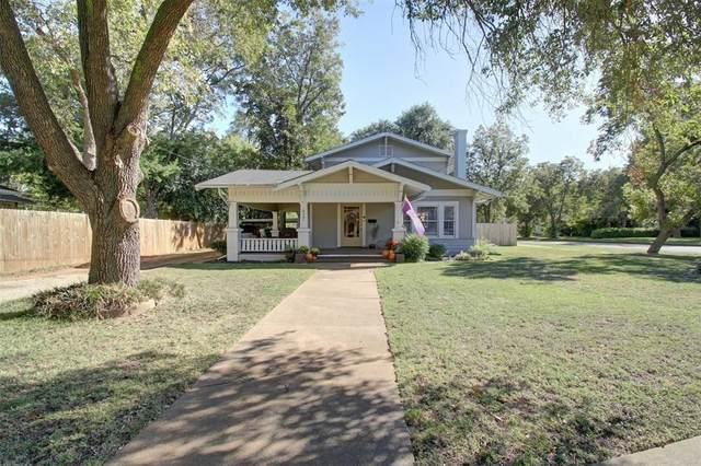 417 Featherston Street, Cleburne, TX 76033 (MLS #14451697) :: EXIT Realty Elite