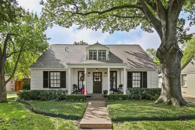 6022 Martel Avenue, Dallas, TX 75206 (MLS #14451702) :: Potts Realty Group