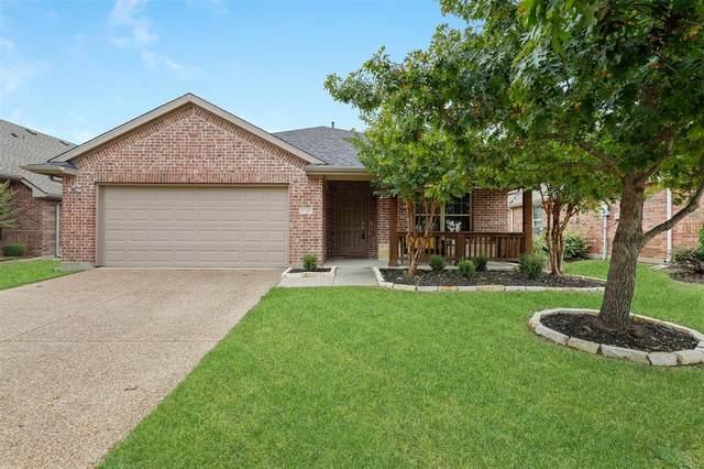 5745 Wilford Drive, Mckinney, TX 75070 (MLS #14451719) :: The Mauelshagen Group