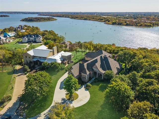3807 Lake Cove Court, Corinth, TX 76210 (MLS #14451735) :: The Rhodes Team