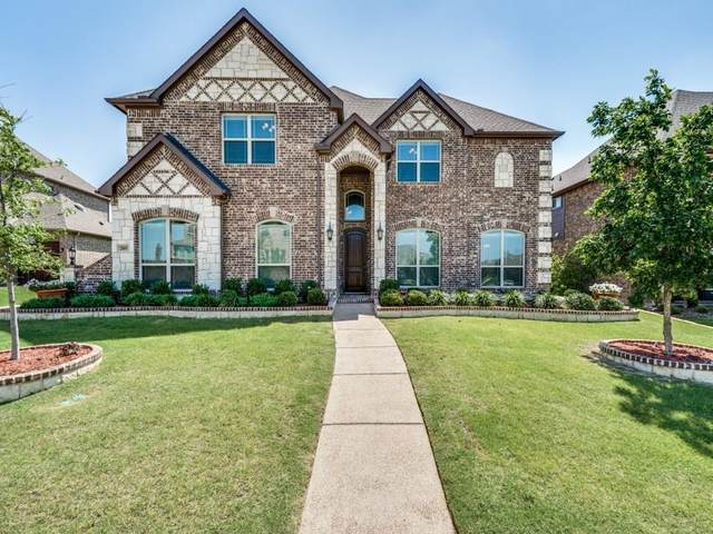 2805 Mona Vale Road, Trophy Club, TX 76262 (MLS #14451737) :: Real Estate By Design