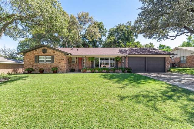 3509 Wosley Drive, Fort Worth, TX 76133 (MLS #14451750) :: All Cities USA Realty