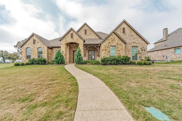 106 Highland Court, Boyd, TX 76023 (MLS #14451781) :: Keller Williams Realty