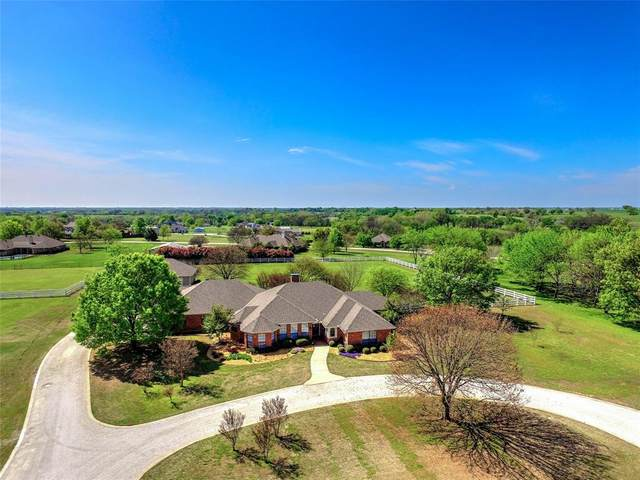 7047 Choctaw Ridge, Sanger, TX 76266 (MLS #14451810) :: Team Hodnett