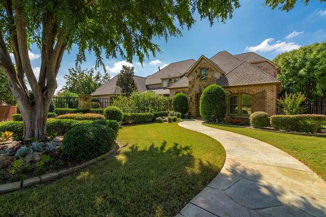 5413 Braemar Drive, Frisco, TX 75034 (MLS #14451827) :: Real Estate By Design