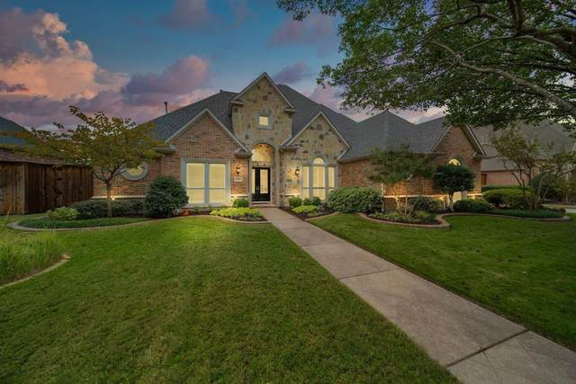 712 Castle Creek Drive, Coppell, TX 75019 (MLS #14451838) :: Hargrove Realty Group