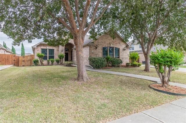 3544 Virgo Drive, Plano, TX 75074 (MLS #14451879) :: The Good Home Team