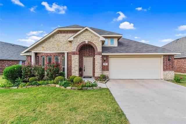 713 Lakeview Drive, Alvarado, TX 76009 (MLS #14451895) :: The Kimberly Davis Group