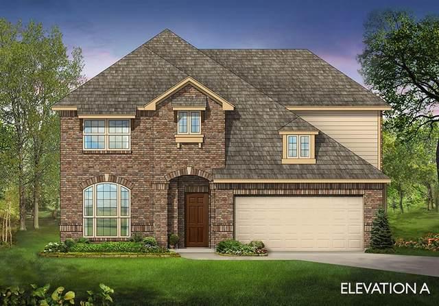 7417 Windy Meadow Drive, Little Elm, TX 76227 (MLS #14451937) :: Keller Williams Realty