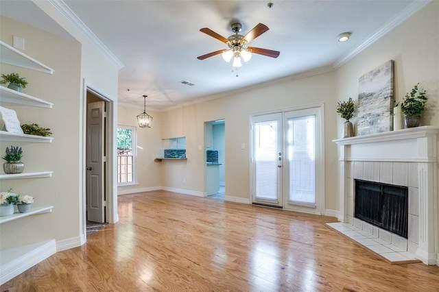 5407 Bryan Street B105, Dallas, TX 75206 (MLS #14451946) :: Robbins Real Estate Group