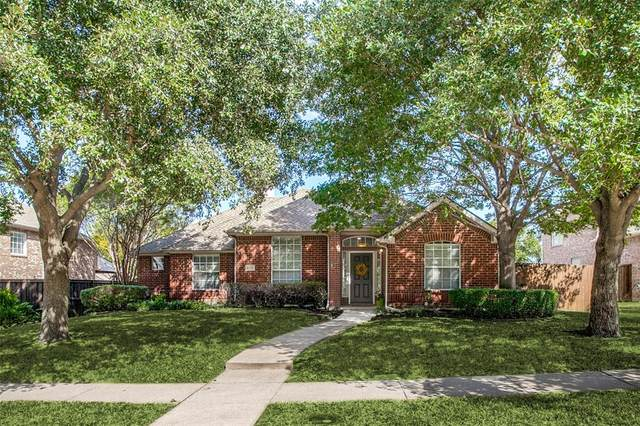 8306 Tanglerose Drive, Frisco, TX 75033 (MLS #14451953) :: The Mauelshagen Group