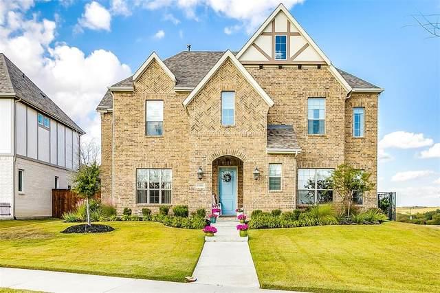 13604 Green Elm Road, Aledo, TX 76008 (MLS #14451991) :: The Hornburg Real Estate Group