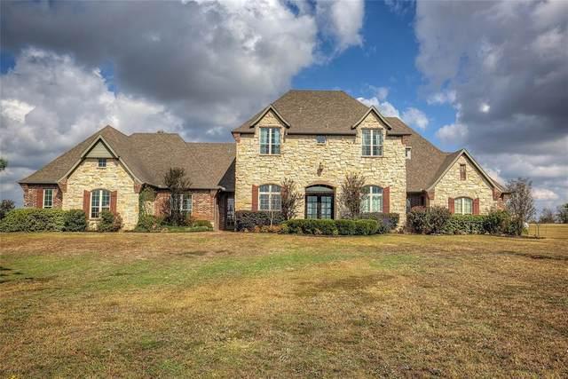 228 Saddle Ridge Road, Sulphur Springs, TX 75482 (MLS #14452012) :: The Good Home Team