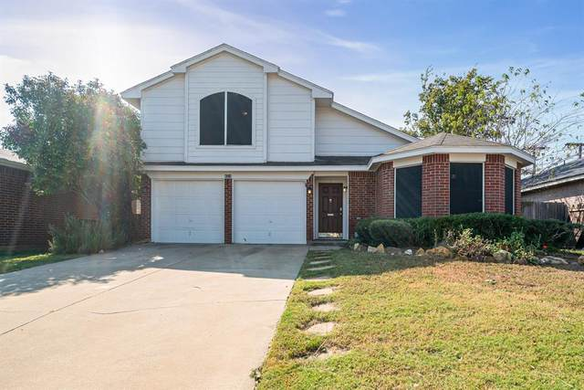 4504 Brimstone Drive, Fort Worth, TX 76244 (MLS #14452031) :: Real Estate By Design