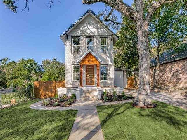 107 N Ravinia Drive, Dallas, TX 75211 (MLS #14452060) :: The Mauelshagen Group