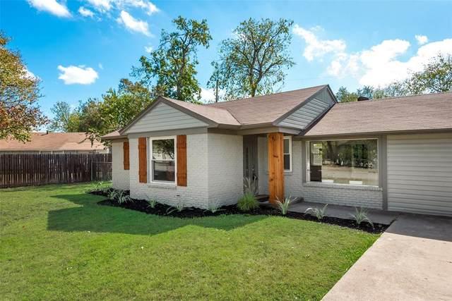 3451 Suffolk Drive, Fort Worth, TX 76109 (MLS #14452190) :: The Mauelshagen Group