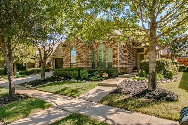 8561 Newham Street, Lantana, TX 76226 (MLS #14452249) :: Team Hodnett
