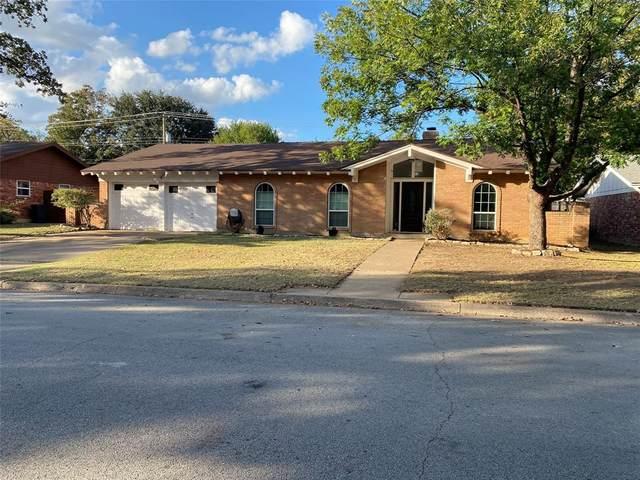 904 Mountain Terrace, Hurst, TX 76053 (MLS #14452283) :: The Mauelshagen Group
