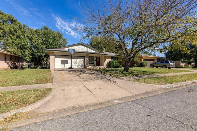 311 Harman Street, Duncanville, TX 75116 (MLS #14452306) :: The Paula Jones Team | RE/MAX of Abilene