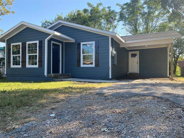 720 Perry Avenue, Waxahachie, TX 75165 (MLS #14452326) :: The Hornburg Real Estate Group