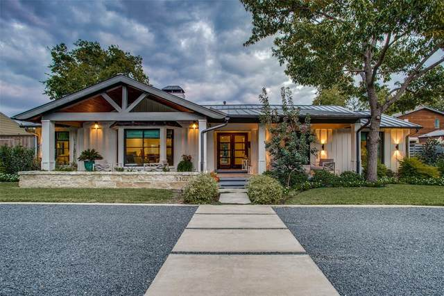 8302 Midway Road, Dallas, TX 75209 (MLS #14452343) :: Frankie Arthur Real Estate