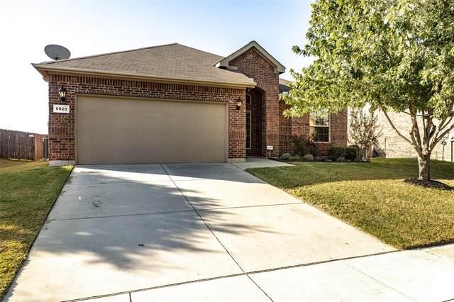 5820 Haven Lake Way, Fort Worth, TX 76244 (MLS #14452344) :: The Mauelshagen Group
