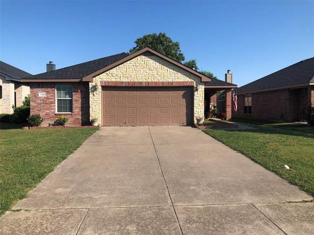 116 Lipan Street, Greenville, TX 75402 (MLS #14452363) :: Real Estate By Design