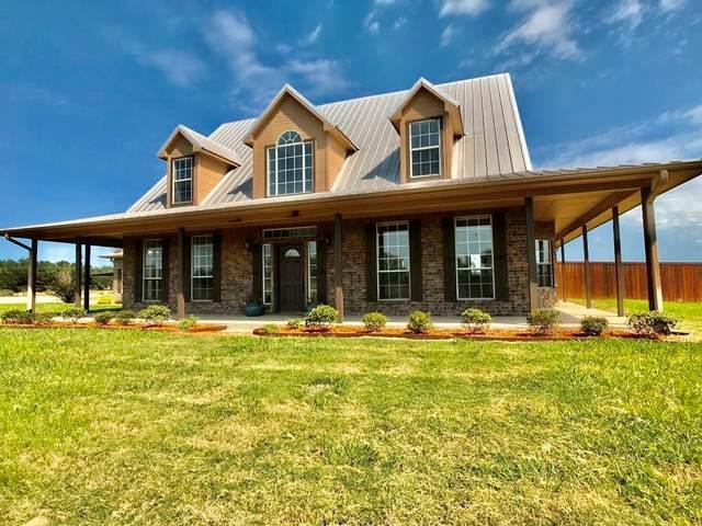 15650 County Road 322, Terrell, TX 75161 (MLS #14452370) :: The Kimberly Davis Group