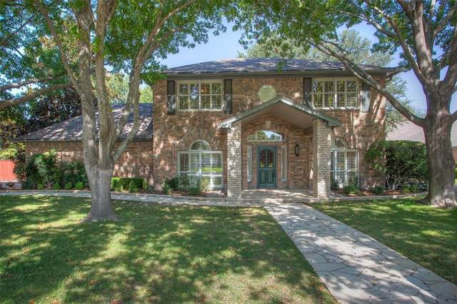 11724 Ferndale Lane, Fort Worth, TX 76008 (MLS #14452390) :: Keller Williams Realty